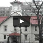 札幌市時計台は日本三大がっかり名所…か?