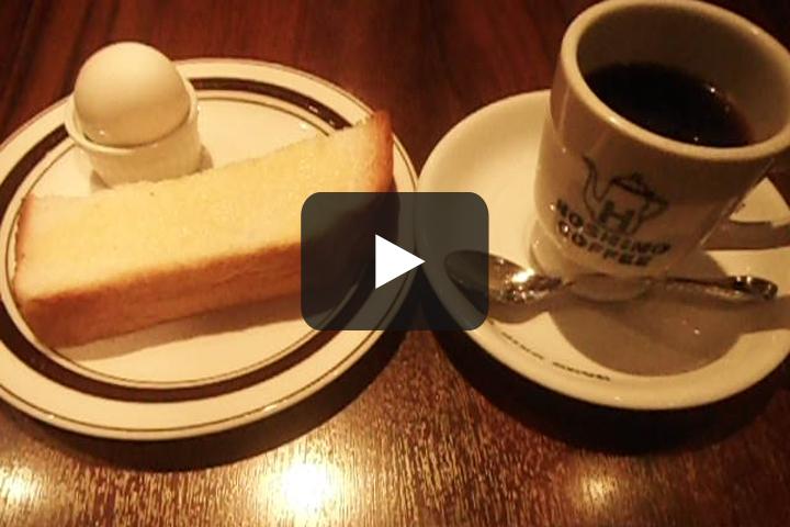 札幌でモーニング 星乃珈琲店