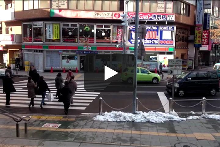 札幌駅近くのコンビニをチェック