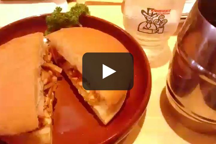【札幌初出店】コメダ珈琲店のエッグバンズを食べる